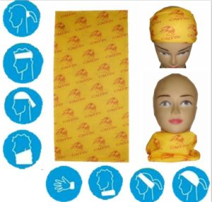 Customed Printed Wholesale Seamless Tube Multifunctional Scarf Bandana pictures & photos