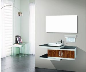 PVC Storey Height Bethroom Cabinets / Bathroom Furniture pictures & photos