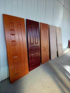 Wooden Door PVC Door PVC Faced MDF Door pictures & photos