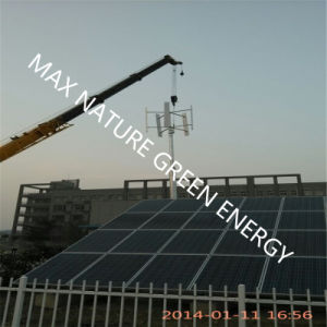 for Telecoomunication Solution Wind Turbines for Wind Solar Hybrid System pictures & photos