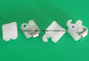 New Products Roth Self-Ligating Ceramic Bracket/Dental Orthodontic Material pictures & photos