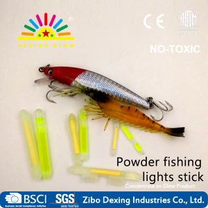 2′′ Powder Fishing Light, Glow Stick Night Fishing pictures & photos