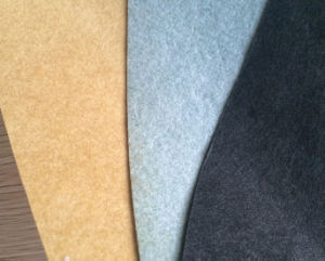 Shoe Material Nonwoven Imitation Leather pictures & photos