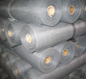 Grey Color Fiberglass Screen Wire Mesh Netting pictures & photos