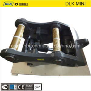 Mini Excavator Hydraulic Quick Coupler pictures & photos