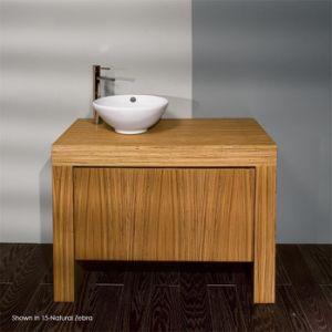 Free-Standing Undercounter Solid Wood Bathroom Cabinet Bathroom Vanity