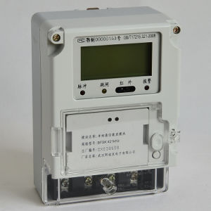 Single Phase Electronic Measuring Instruments with RS485/Infrared pictures & photos