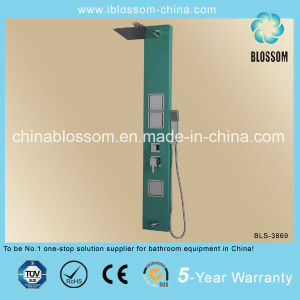 China Manufacturer of Massage Stainless Steel Shower Panel (BLS-3869) pictures & photos