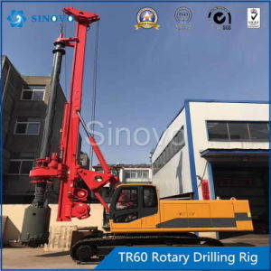 TR60 Rotary Drilling Rig for foundation construction with light weight pictures & photos
