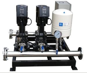 Multi-Pumps Constant Pressure Variable Water Supply Equipment (B600S) pictures & photos