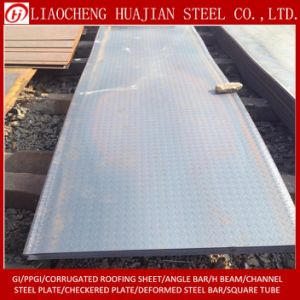 Mild Steel Checkered Plate Made by Steel Structure pictures & photos