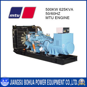 625kVA Mtu Environmental Diesel Power Generator Set