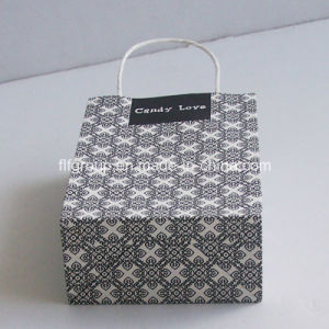 Christmas Gift Kraft Paper Bag pictures & photos