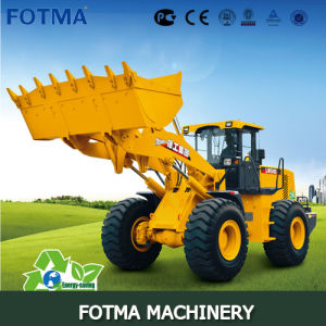 XCMG Lw500d Wheel Loader China pictures & photos