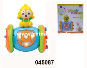 Promotional Baby Tumbler Toy with Music and Light (045087) pictures & photos