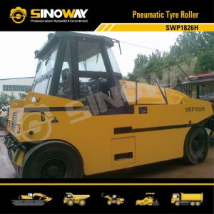 Sinoway Rubber Tire Roller (SWP1826(H)) pictures & photos