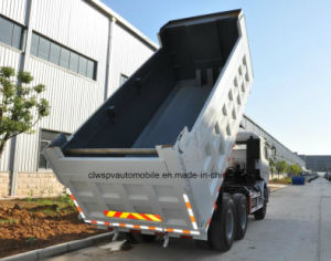 Shacman 20 Tons Lorry Tipper Truck pictures & photos