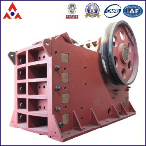 Mobile Diesel Engine Stone Jaw Crusher pictures & photos