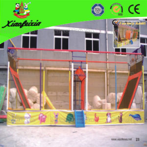 Outdoor Basketball Trampoline for Home (LG042) pictures & photos