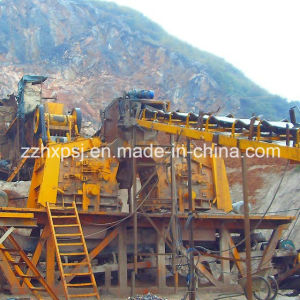 50tph Riverstone/Gravel Crushing Plant pictures & photos