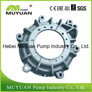 Cast Iron Slurry Pump Spare Parts Frame Plate pictures & photos
