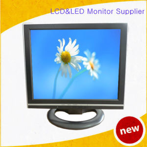 High Quality 13 Inch LCD Monitor with RCA Input for Car / Bus pictures & photos