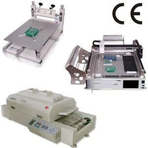 Neoden Desktop Pick and Place Production Line for PCB Mount pictures & photos