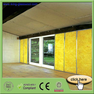 Centrifugal Fiberglass Wool Used in Steel Structure with Ce pictures & photos