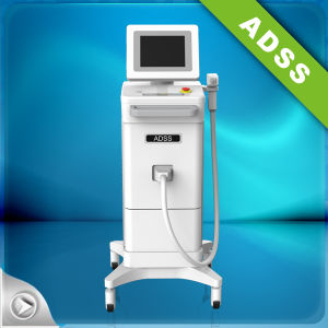 Permanent Painfree 808nm Diode Laser Hair Removal Machine pictures & photos