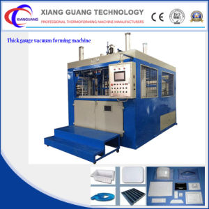 ABS in Plastic Sheet Board Vacuum Forming Machinery Factory Sales pictures & photos