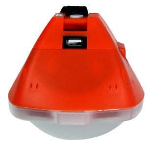 Solar Charge Camping Light with Mobile Phone Charger