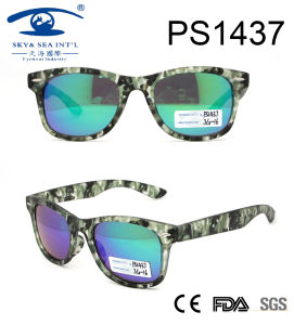 2017 New Pattern Color Revo Lens PC Sunglasses (PS1437) pictures & photos