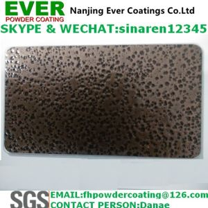Antique Copper Vein Powder Coating Paint for Security Door pictures & photos