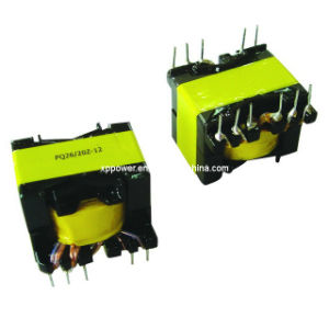 Top-Quality Pq Type High Frequency Power Transformer (XP-HFT-PQ26/20) pictures & photos