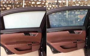 Customised Electric Pdlc Switchabel Glass Film for Cars pictures & photos
