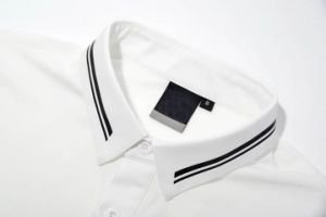 Men′s Apparel High-Quality Short Sleeve Quick Dry Breathable Polo Golf T Shirt pictures & photos
