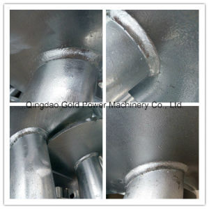 Welding Helical Ground Screw Pile pictures & photos