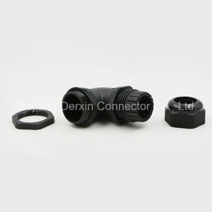 Pg7-G29 China Wiring Accessories Manufacturer Supply Elbow Cable Gland pictures & photos