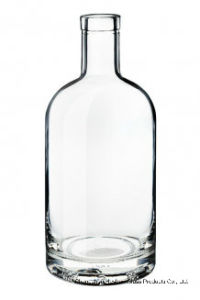 750ml Nordic Bottle for Vokda with Bartop 21.5mm Finish pictures & photos