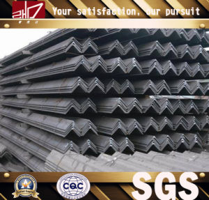 Hot Rolled Size 45*3mm Steel Equal Angle Bar for Construction