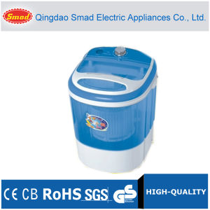 Home Use Single Tub Portable Mini Washing Machine pictures & photos