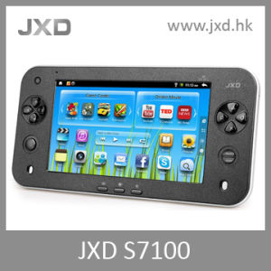 JXD-S7100 MID Support Simulator Games and Android Games