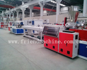 U-PVC/C-PVC/PVC/PPR/PE/HDPE/PE-Rt Pipe Extrusion Line/ Production Line pictures & photos