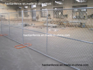 8ft X 12ft Temporary Chain Link Fence Panels pictures & photos