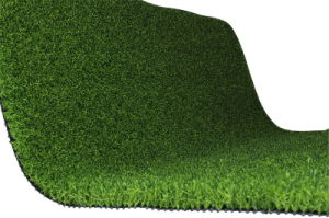 Best Price Customized Natural Looking 3-Tone Landscape Artificial Grass for Garden Balcony Wy-6 pictures & photos