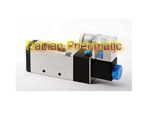 High Quality AC220V Volt 1/8′′ Ports 4V210-06 Inner Guide Solenoid Valves 1pneumatics pictures & photos