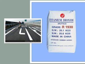 TiO2 Quality Same as Dupont Grade Rutile R1930 pictures & photos