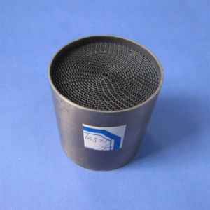 Metal Honeycomb Substrate Catalyst for Auto/Motorcycle (Euro V emission standards) pictures & photos