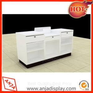 Shop Front Cashier Desk Reception Counter
