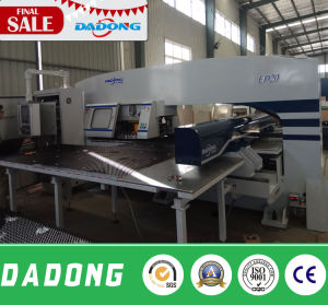Best Quality CNC Turret Punching Machine pictures & photos